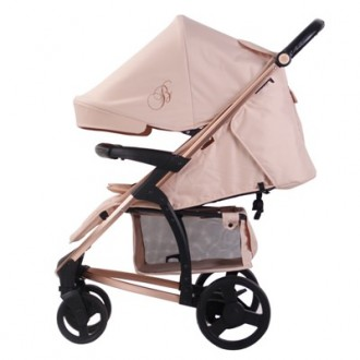 Billie Faiers MB200 Rose Gold and Blush Pushchair