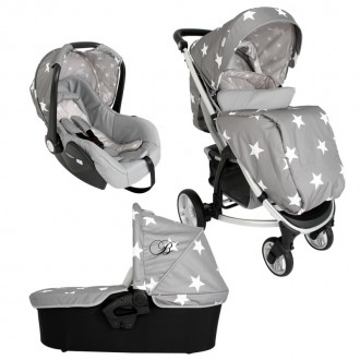 Billie Faiers MB100+ Star Travel System- launch Edition