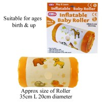 Beautiful Beginnings AtoZ Inflatable Baby Roller