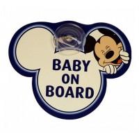 Beautiful Beginnings Disney Car Sign