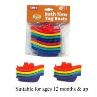Beautiful Beginnings Bath Tug Boats
