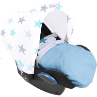 Dooky Blanket - Blue Stars