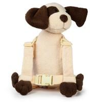 Goldbug Harness Buddy - Ivory Dog