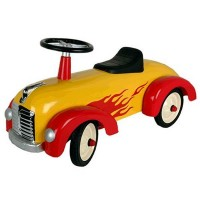 Great Gizmos Speedster Car