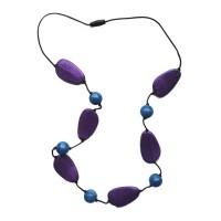 Gumigem Gumidrops Necklace - Purple Rain