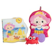Lamaze My Friend Emily Bathtime Story Set