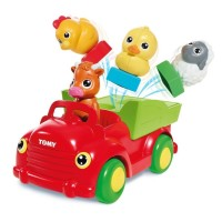 Tomy Sort n Pop Farmyard Friends