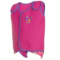 Zoggs Baby Wrap Lily/Iris (3-6 Months)