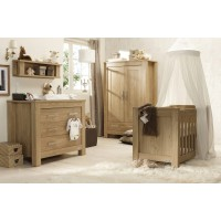 BabyStyle 4 Piece Furniture Room Set - BORDEAUX