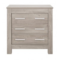 BabyStyle Dresser and Baby Changer - BORDEAUX ASH