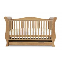 BabyStyle Cot Bed - HOLLIE HONEY OAK