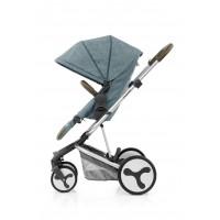 BabyStyle Hybrid Edge Travel System - MINERAL BLUE