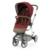 BabyStyle Hybrid City Stroller - LAVA RED