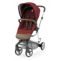BabyStyle Hybrid City Stroller - LAVA RED
