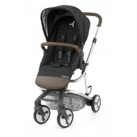 BabyStyle Hybrid City Stroller - PHANTOM BLACK