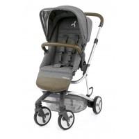 BabyStyle Hybrid City Stroller - STONEWASH