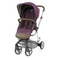 BabyStyle Hybrid City Stroller - WILD ORCHID