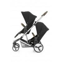 BabyStyle Hybrid Tandem Seat - PHANTOM BLACK