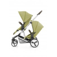 BabyStyle Hybrid Tandem Seat - PISTACHIO