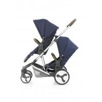 BabyStyle Hybrid Tandem Seat - SIMPLY NAVY