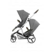 BabyStyle Hybrid Tandem Seat - STONEWASH