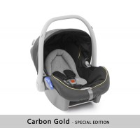 BabyStyle Prestige Car Seat - Carbon Gold Special Edition
