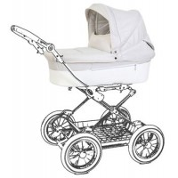 BabyStyle Prestige 3 in 1 Fabric Pack