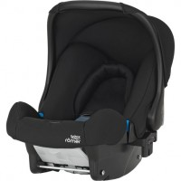Britax Baby-Safe Car Seat - Simply Black