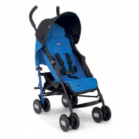 Chicco Echo Stroller Complete - Power Blue