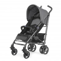 Chicco New Lite Way Top Stroller - Coal
