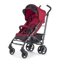 Chicco New Liteway Top Stroller - Red