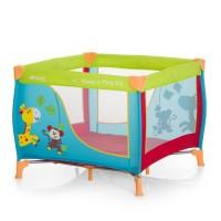 Hauck Babynest Dream n Play SQ 96x96cm - Jungle Fun