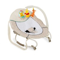 Hauck Disney Bungee Leisure Rocker chair- Pooh Ready To Play