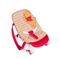 Hauck Disney Rocky Bouncer - Pooh Spring Brights Red