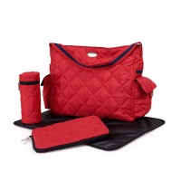 Hauck Gino Fashion Bag - Red