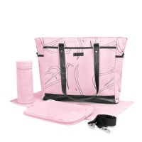 Hauck Sammy Fashion Bag - Pink
